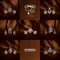 Jewellery offers in the Joyalukkas catalogue in Delhi
