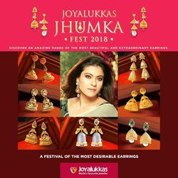 Offers from Joyalukkas in the Chennai leaflet