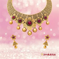 Jewellery offers in the Joyalukkas catalogue in Jamshedpur