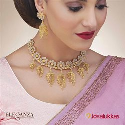 Offers from Joyalukkas in the Delhi leaflet