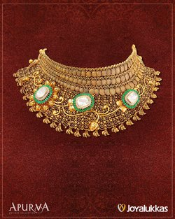 Jewellery offers in the Joyalukkas catalogue ( 22 days left )