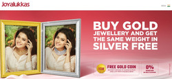 Offers from Joyalukkas in the Bangalore leaflet