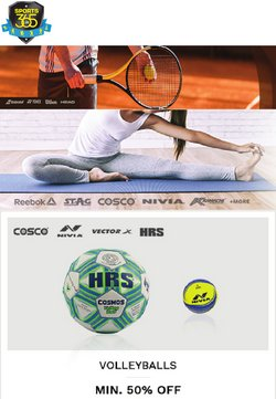 Sports offers in the Sports 365 catalogue ( 10 days left )