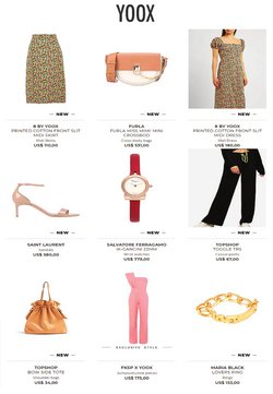 Offers of Bags in Yoox
