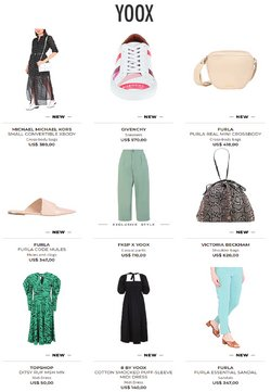 Offers of Women's accessories in Yoox
