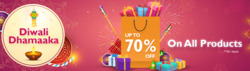 Offers from Giftease in the Delhi leaflet