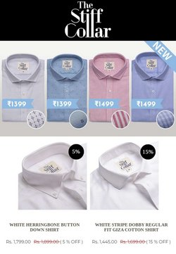 The Stiff Collar offers in the The Stiff Collar catalogue ( 3 days left)
