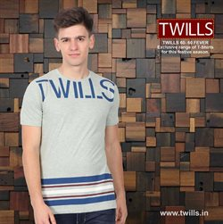 Shirt offers in the Twills catalogue in Delhi
