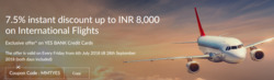 Travel offers in the Make My Trip catalogue in Nashik