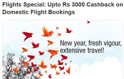 Offers from Cleartrip in the Delhi leaflet