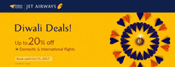 Travel offers in the Jet Airways catalogue in Chandigarh