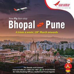 Travel offers in the Air India catalogue ( Expires today)