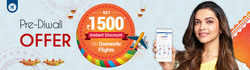 Offers from Goibibo in the Delhi leaflet