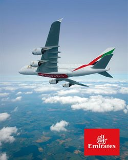 Emirates catalogue ( 5 days left )