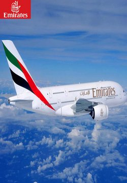 Emirates offers in the Emirates catalogue ( 2 days left)