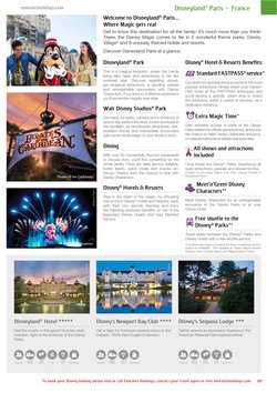 Disney offers in the Emirates catalogue ( 14 days left)