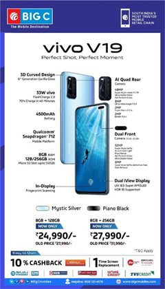 Big C Mobiles catalogue in Hyderabad ( 21 days left )
