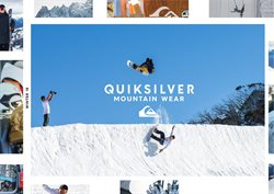 Offers from Quiksilver in the Mumbai leaflet