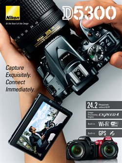 Mobiles & Electronics offers in the Nikon catalogue in Bhilai