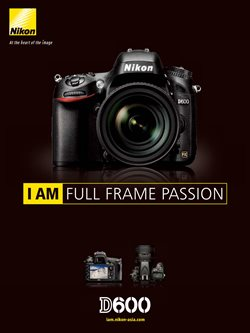 Mobiles & Electronics offers in the Nikon catalogue in Vasai Virar