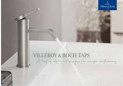 Home & Kitchen offers in the Villeroy & Boch catalogue ( More than a month)