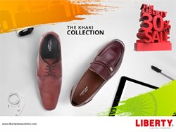 Offers from Liberty Shoes in the Bangalore leaflet
