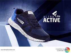 Sports shoes offers in the Liberty Shoes catalogue in Delhi