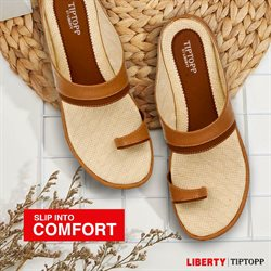 Offers of Slip in Liberty Shoes