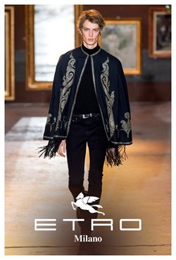 Etro catalogue ( More than a month )