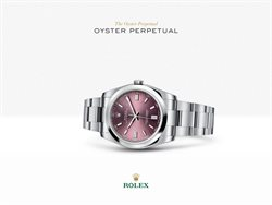 Jewellery offers in the Rolex catalogue in Coimbatore