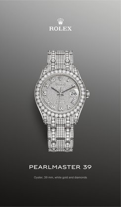 Jewellery offers in the Rolex catalogue ( Expired)
