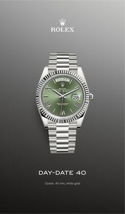Jewellery offers in the Rolex catalogue ( More than a month)