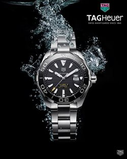 Offers from Tag Heuer in the Mumbai leaflet