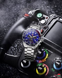Tag Heuer catalogue ( More than a month )