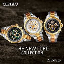 Offers from Seiko in the Delhi leaflet