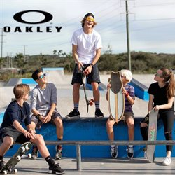 Offers from Oakley in the Mumbai leaflet