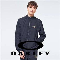 Oakley catalogue ( More than a month )