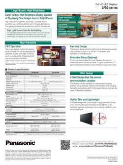 Air conditioner offers in the Panasonic catalogue in Vasai Virar