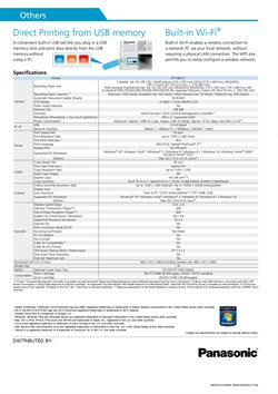 Usb offers in the Panasonic catalogue in Ahmedabad
