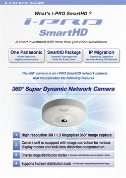 Video offers in the Panasonic catalogue in Delhi
