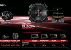 Subwoofer offers in the Kenwood catalogue in Delhi