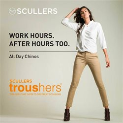 Offers from Scullers in the Bangalore leaflet