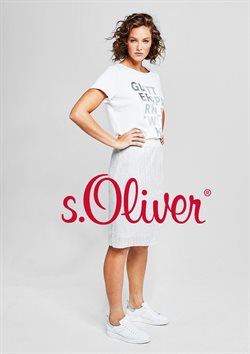 Offers from s.Oliver in the Delhi leaflet