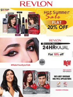 Perfume & Beauty offers in the Revlon catalogue ( 1 day ago)