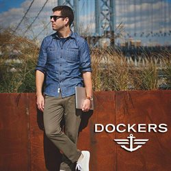 Offers from Dockers in the Lucknow leaflet
