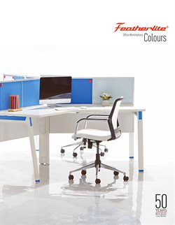 Office chair offers in the Featherlite Living catalogue in Delhi