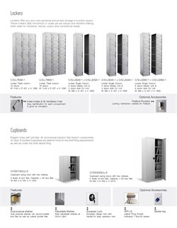 Shelving offers in the Featherlite Living catalogue in Delhi