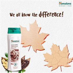 Offers from Himalaya Herbals in the Ahmedabad leaflet