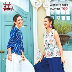 Clothes, shoes & accessories offers in the Brand Factory catalogue in Delhi ( More than a month )