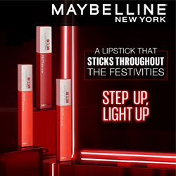 Maybelline catalogue ( 12 days left )